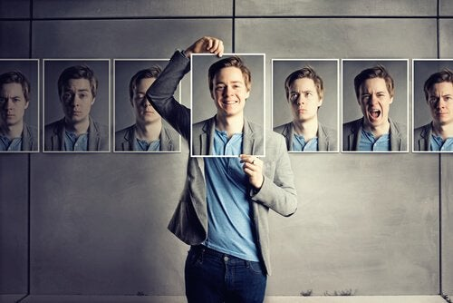 erkek gülen yüz ifadeleri