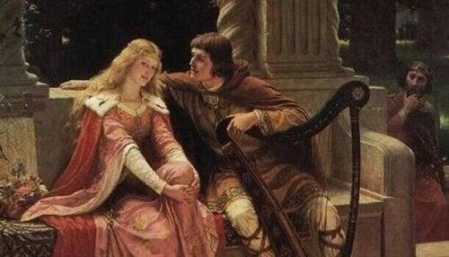 Şarlman ve Karısı