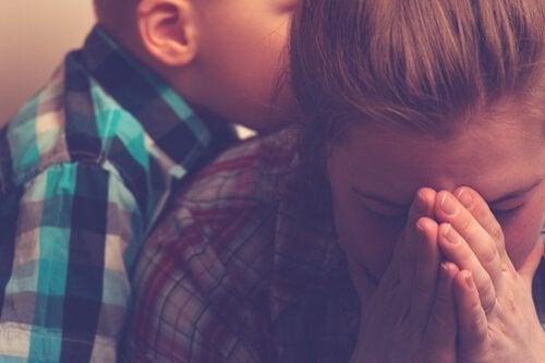 Yorgun Anneler ve Tükenmişlik Sendromu