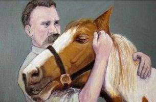Nietzsche'nin ata sarılıp ağlamasının nedeni