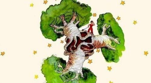 Kalbimizdeki Baobab Ağacı - Küçük Prens'ten Alıntılar
