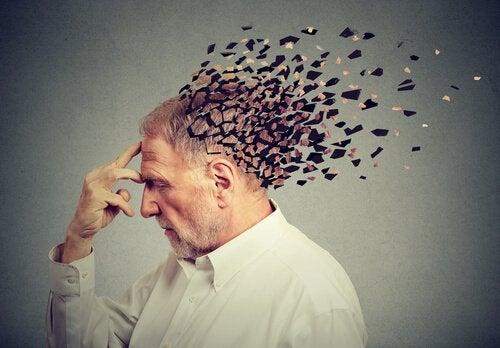 beyni parçalanmış adam