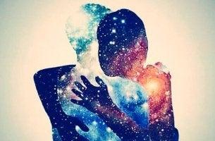 birbirine aşık olan çift