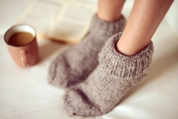 kalın çorap