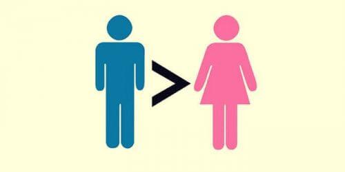 erkek büyüktür kadın