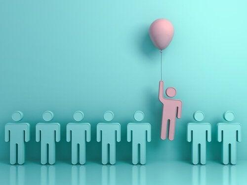 farklı insan