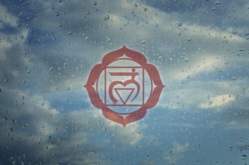 muladhara çakra sembolü