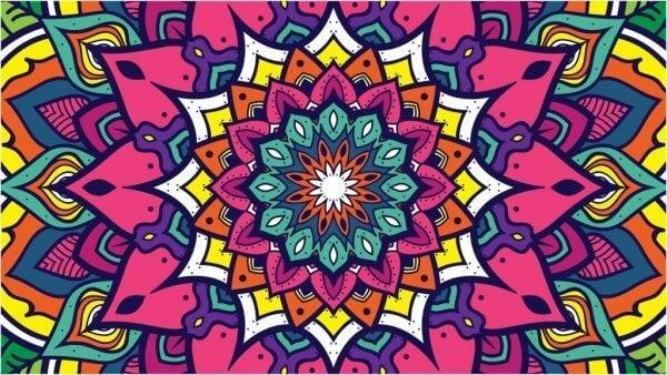 Mandalanın 5 Faydası Aklınızı Keşfedin