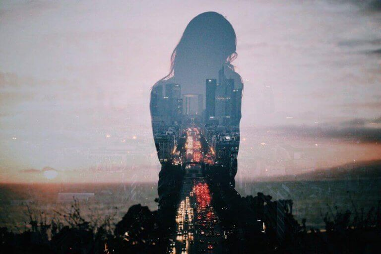 kadın ve şehir