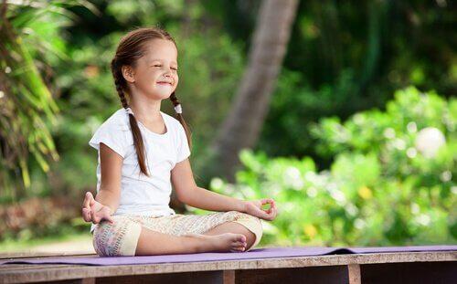 Çocuklarda Meditasyon - Erken Yaşta İçsel Bahçemizi Yeşillendirmek