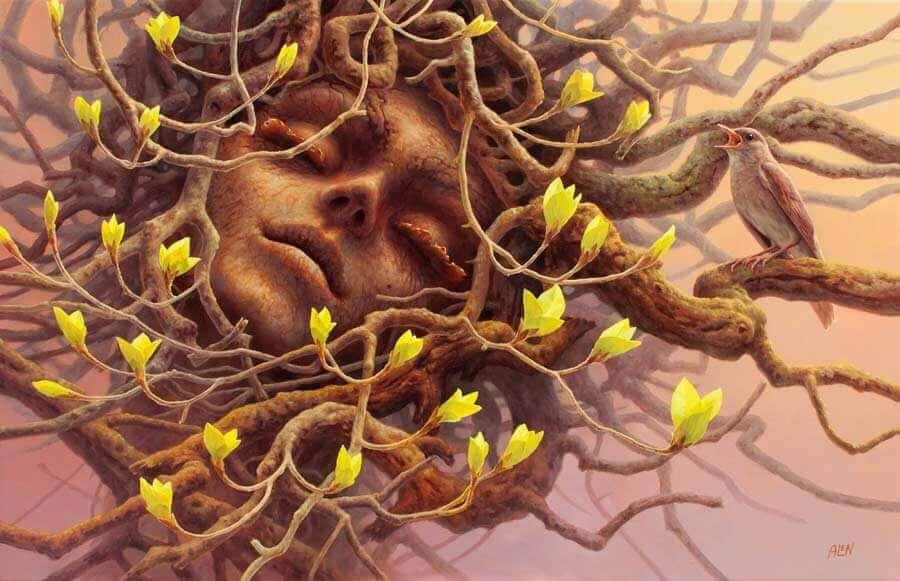 huzurlu beyin