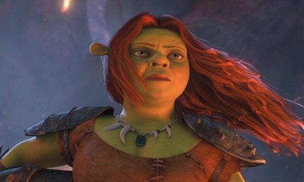 Kendi Kendinin Kahramanı Prenses Fiona