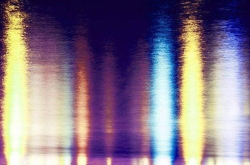 çeşitli renkler