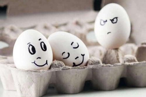 duygusal yumurtalar