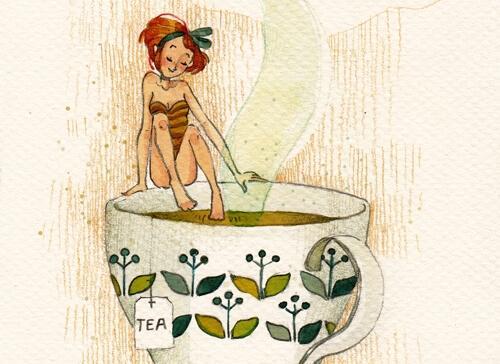 çaya atlamak