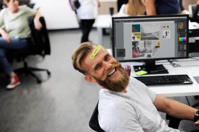 mutlu çalışan tipi