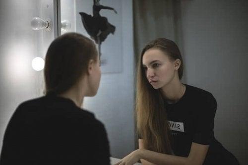 genç kadın