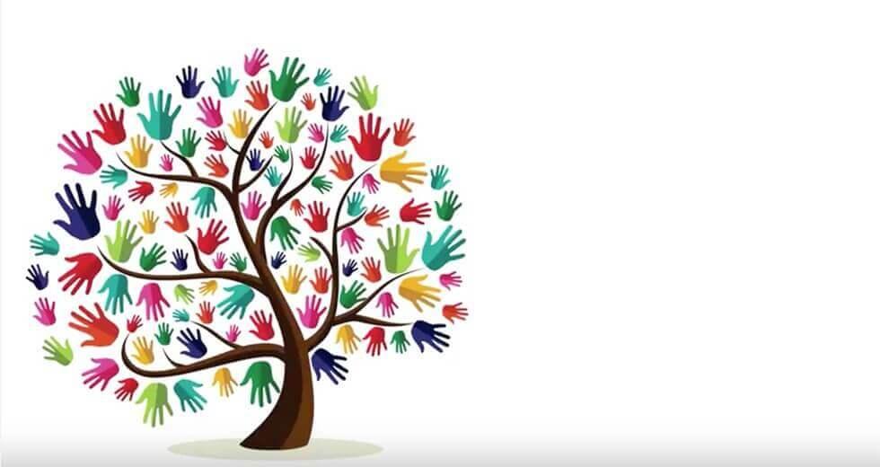 ağaçta farklı eller