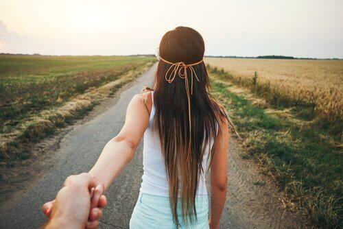 doğa ve kız