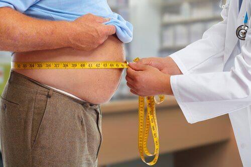 obezite veya fazla kilolu olmak