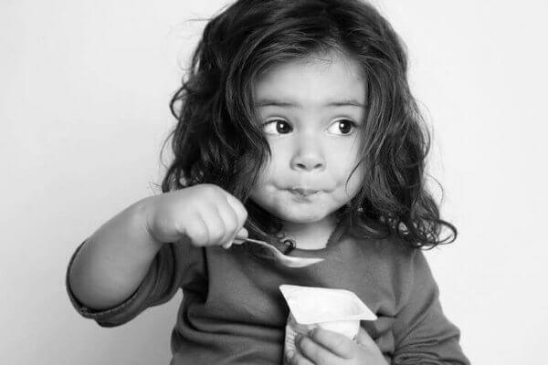 çocuklar için yiyecekler