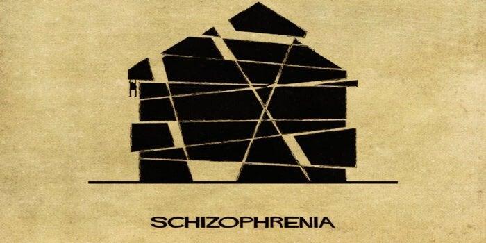 akıl hastalıkları şizofreni evi