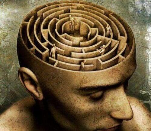 insan beyni labirent şeklinde