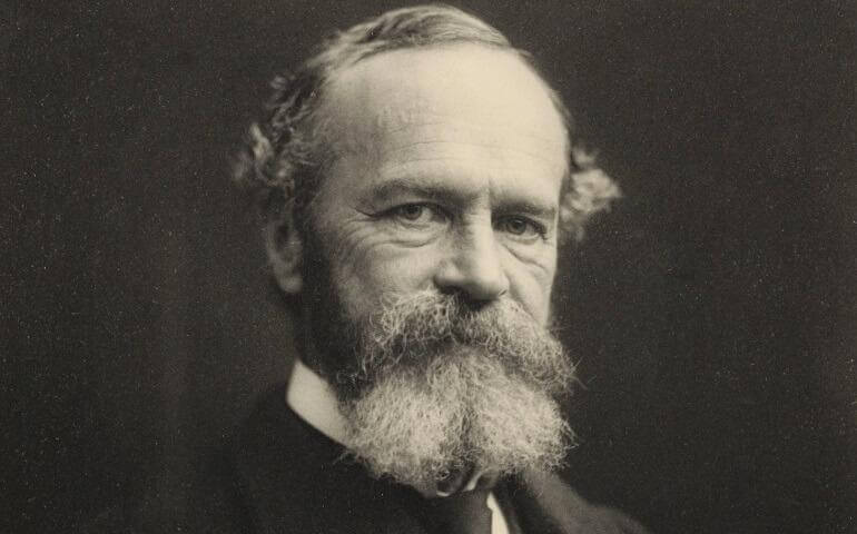 William James'ten En İyi 10 Söz
