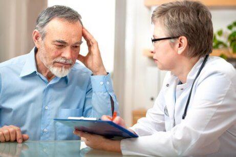 adam ile doktoru