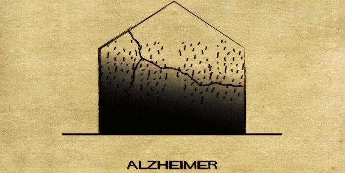 akıl hastalıkları alzheimer evi