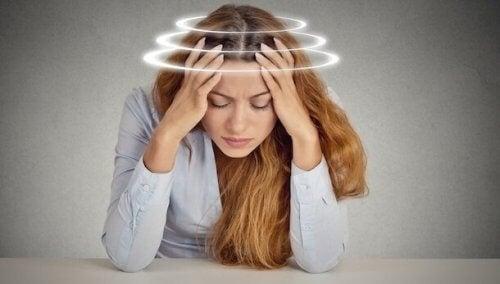 Anksiyetenin Sebep Olduğu Baş Dönmesinin Çözümü