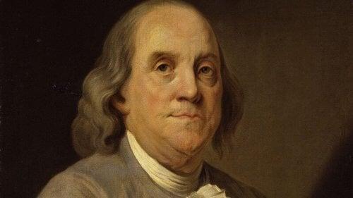 Benjamin Franklin'in Bilgece 5 Sözü