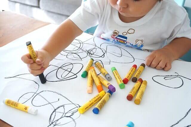 Bir Çocuğun Resim Çizmesi: Aşamaları ve Gelişimi
