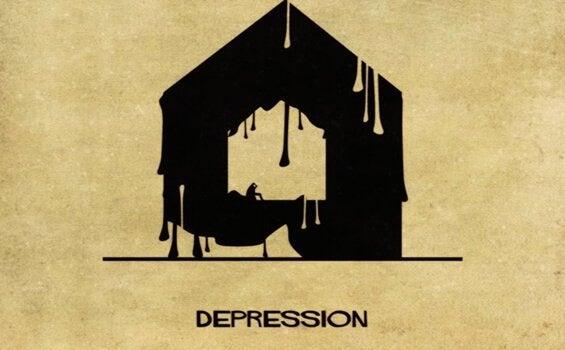 akıl hastalıkları depresyon evi