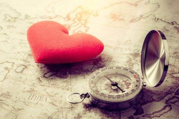 kalp ve pusula