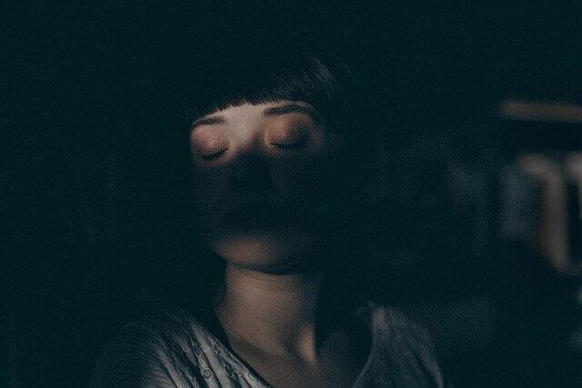 karanlıkta bekleme