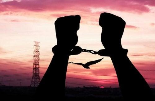 hapsederek sevmek