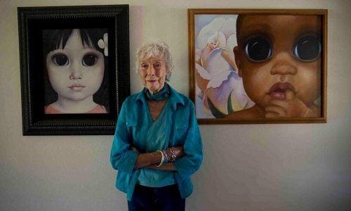 Büyük Gözler filmi ve Margaret Keane