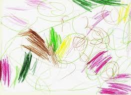 renkli kalem çizimi