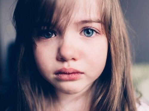 Çocuklarda Üzüntü