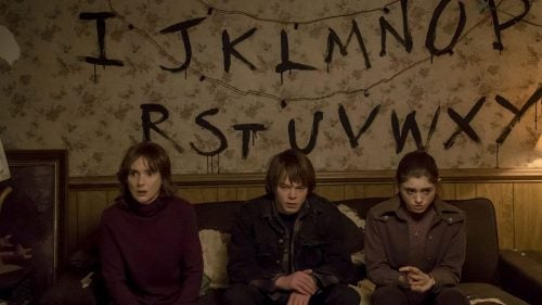 Will'in ailesi Stranger Things Dizisi