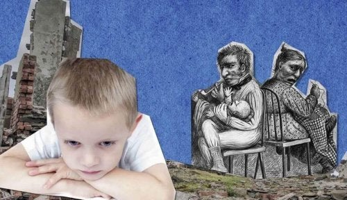düşünen çocuk ve sahte benlik