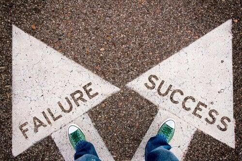 başarısızlık ve başarı