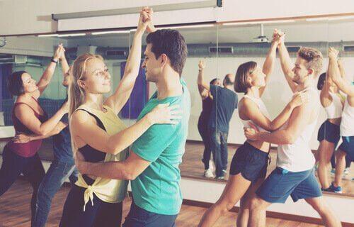 dans partnerleri