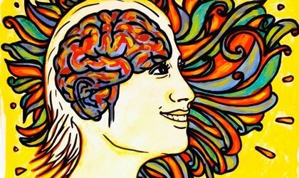 Mutluluk Beyninizin Sol Yarım Küresinde Yer Alır