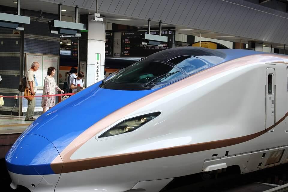 japon hızlı tren
