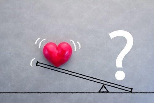 aşkta güvensizlik