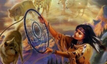 Rüya Avcısı: Güzel Lakota Efsanesi