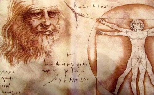 Leonardo Da Vinci'nin çizimleri