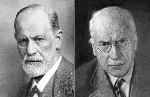 sigmund freud ve carl jug